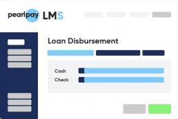Choose Loan Disbursement