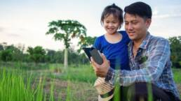Fintech's key roles in achieving Financial Inclusion Banner